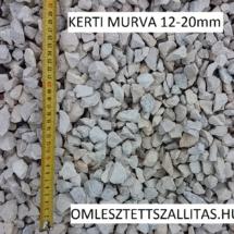 Kerti murva szállítás ár 12-20 mm nagyszemű.