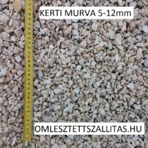 Kerti murva szállítás ár fehér 5-12 mm.