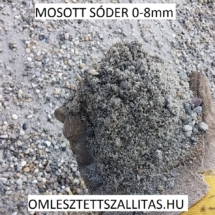 0-8 mm sóder szállítás ár.