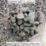 Bazalt kő 12-20mm szállítás.