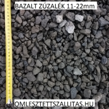 Bazalt zúzalék kő 12-20 mm szállítás ár.