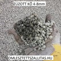 Zúzott bazalt kő 4-8 mm szállítás ár.