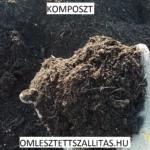 Komposzt ár