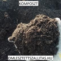 Komposzt szállítás ár.